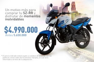 Yamaha-SZRR-nuevos-precios-2017