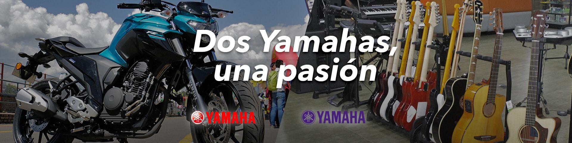 Dos Yamahas Una Pasión
