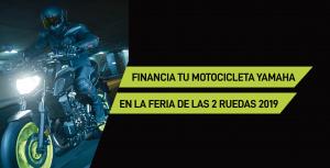Financia tu motocicleta en F2R 2019