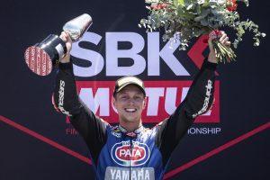 Yamaha WorldSBK Jerez 2019