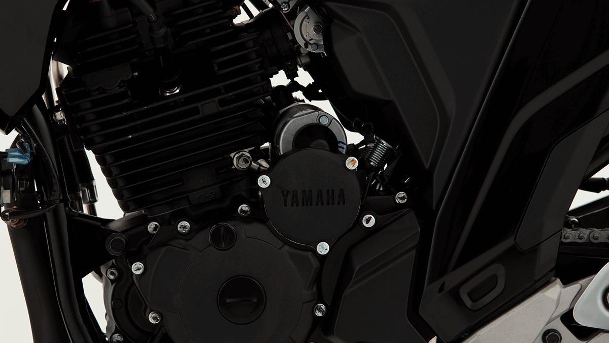 Eficiencia de la moto Yamaha