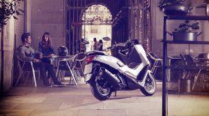 Yamaha Nmax Scooter Sense