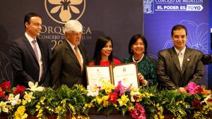 Fundación Incolmotos Yamaha - Orquídea de Oro