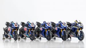 Yamaha WorldSBK 2020