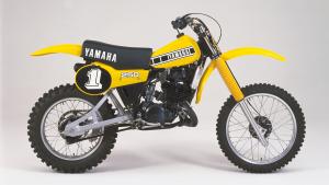 Yamaha YZ250 1973