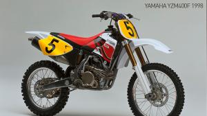 Yamaha YZM450F