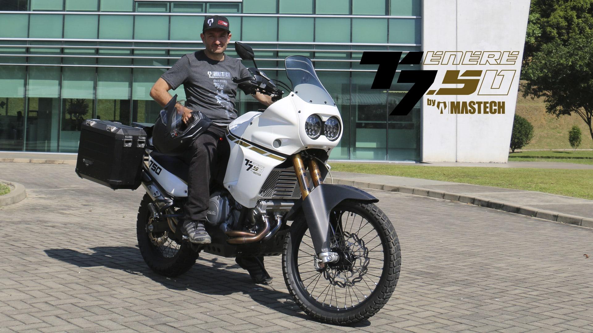 Yamaha Tenere T 7.5 by Mastech