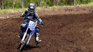 Yamaha Motocross nacional