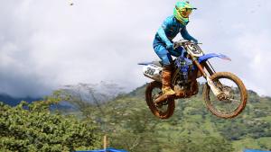 Team Yamaha - Pablo Mogollón