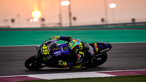 Yamaha MotoGP VR46 Qatar 2020