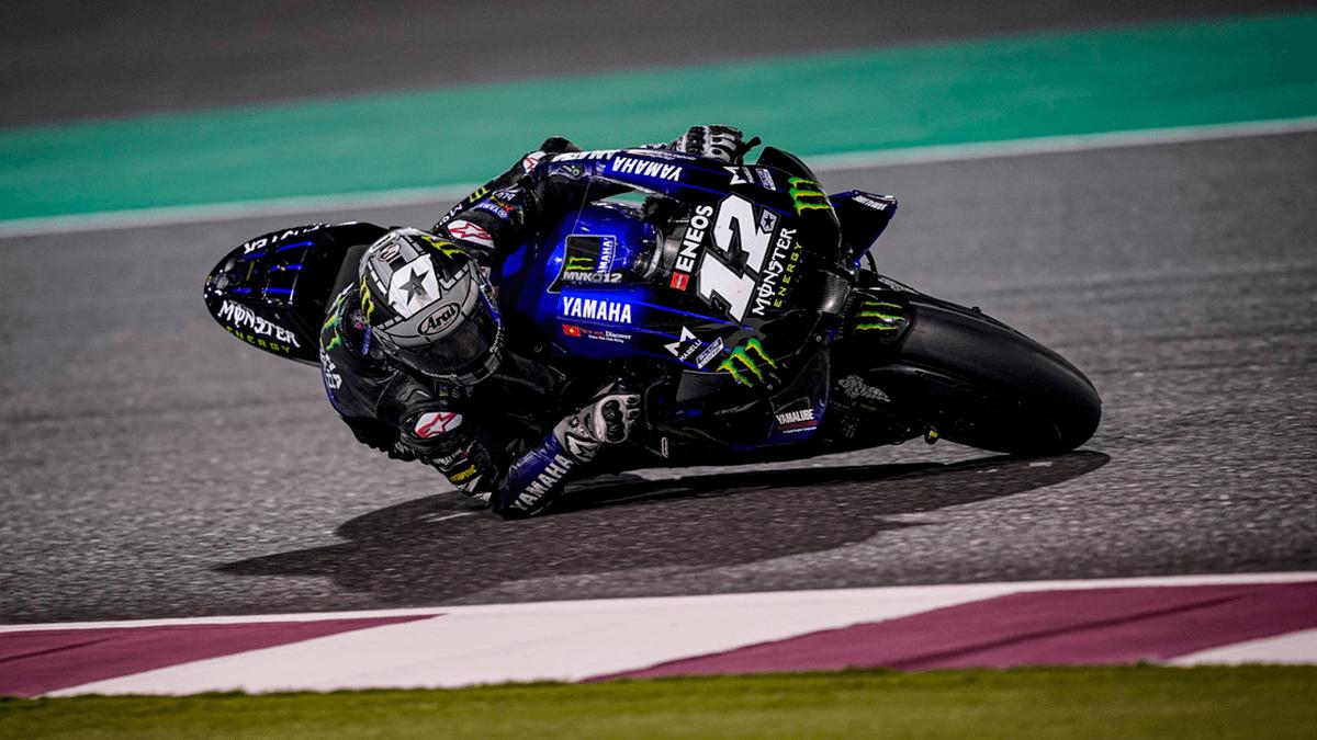 Maverick Viñales, Monster Yamaha MotoGP