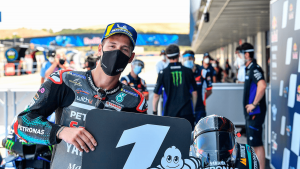 Fabio Quartararo gana MotoGP en España