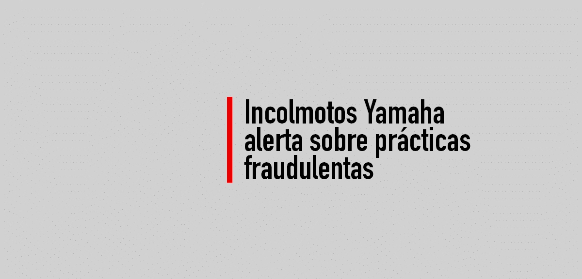 Incolmotos Yamaha
