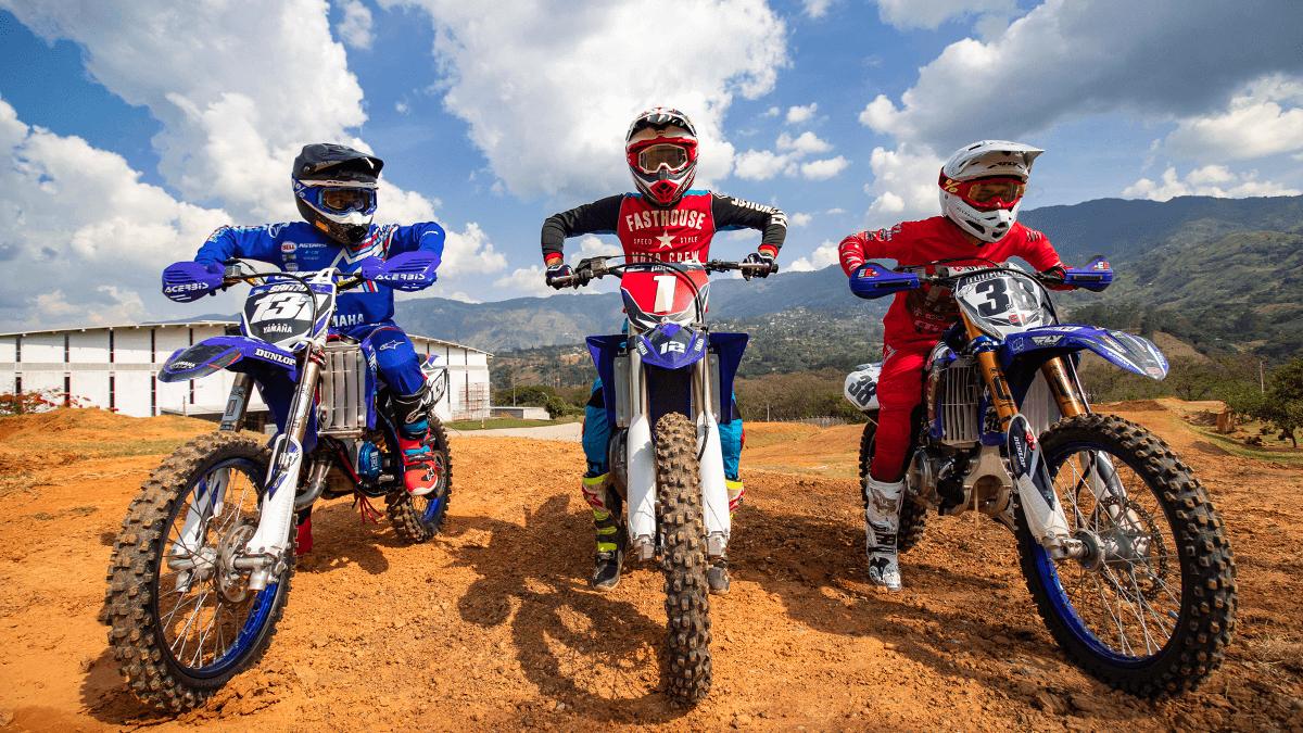 Team Yamaha Campeón