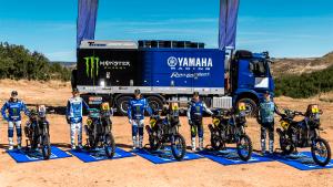 Yamaha Rally Dakar 2021