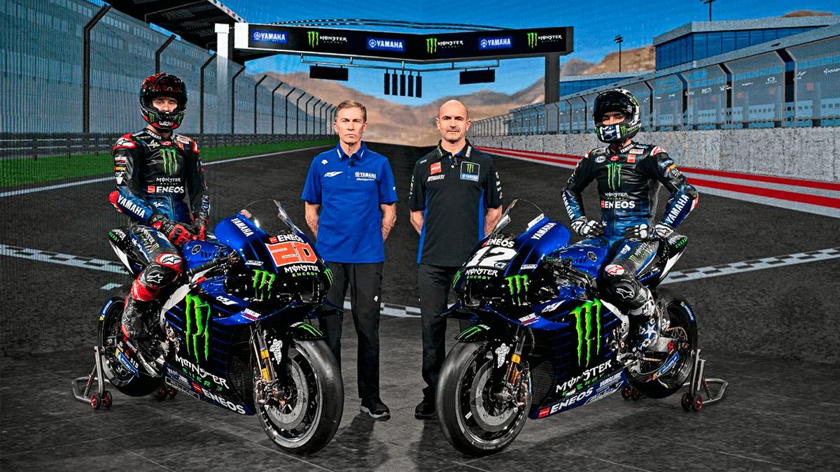 Equipos Yamaha Racing 2021 MotoGP