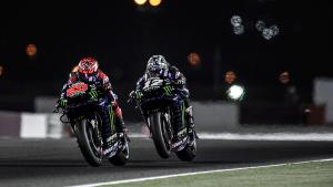 Fabio Quartararo y Maverick Viñales Yamaha MotoGP