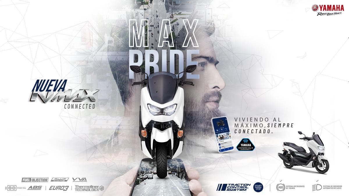 Nueva Nmax Connected