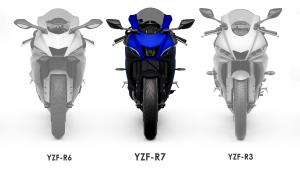 Nueva Yamaha YZF R7