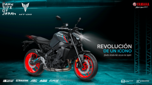 Nueva Yamaha MT09