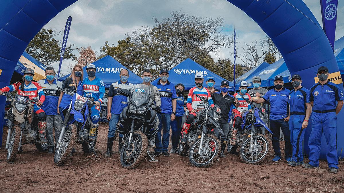 Yamaha Gladiadores off road